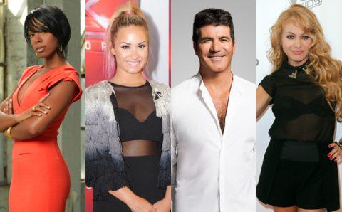 Ufficiale: Kelly Rowland e Paolina Rubio per X Factor USA 3