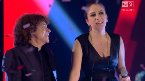 I risultati del televoto: Elhaida e Mattia i più votati