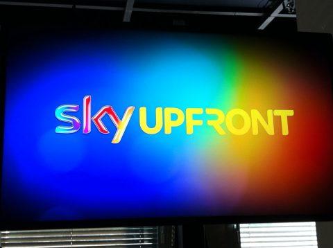 Sky: presentazione palinsesti in diretta