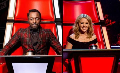 Kylie Minogue e will.i.am ci prendono gusto: faranno anche The Voice Australia
