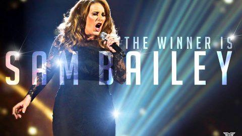 Sam Bailey vince la decima edizione di X Factor UK