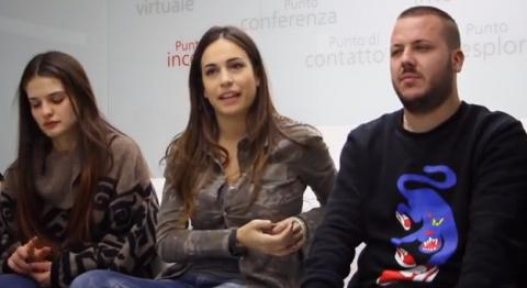 Intervista ai finalisti di XF7. Aba non rimpiange The Apprentice, Violetta dice la sua sull'antipatia