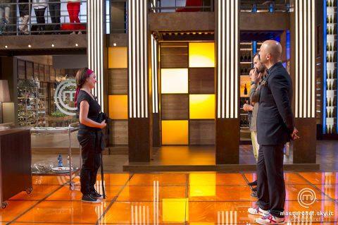 Rachida minaccia il ritiro, ma alla fine escono Giorgio e Laura