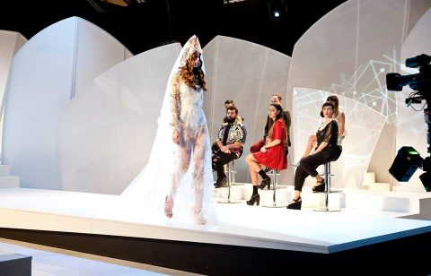 Milan non vince neanche Project Runway