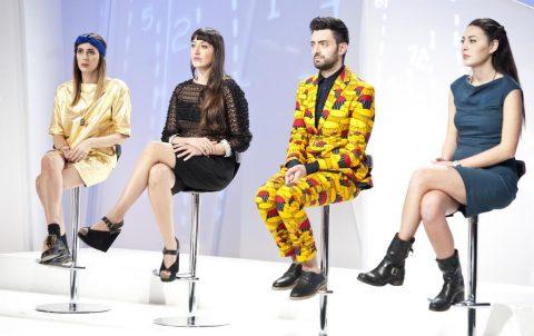 Esce Sara: Marco, Giorgia ed Elena in finale alla Fashion Week