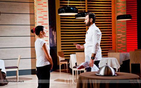 Hell's Kitchen Italia: fuori Lorenza e Laura: 5 in giacca nera